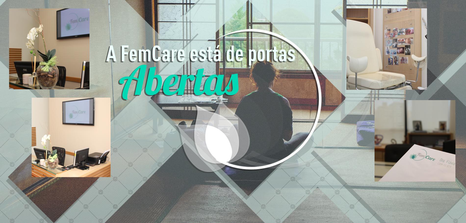 FemCare - Portas Abertas
